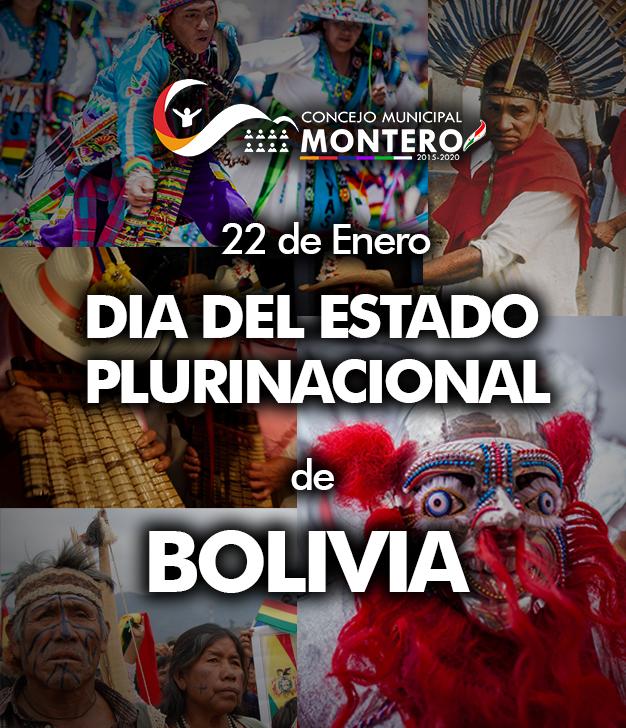 """El Decreto 405 en su artículo único resuelve que el 22 de enero de cada año es el """"Día de la Fundación del Estado Plurinacional de Bolivia"""" y declara feriado con suspensión de actividades públicas y privadas a nivel nacional."""